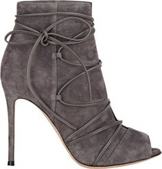 Gianvito Rossi Ellie Booties at Barneys New York