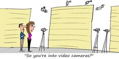 Definitely creepy if you're not at a storage facility. #cartoon #selfstorage #FunnyFridays