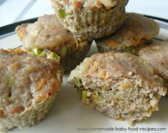 A delicious baby finger food recipe that's easy to prepare and full of wholesome goodness