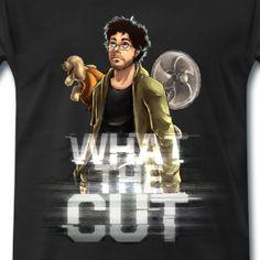 T-shirt Premium officieux WHAT THE CUT - Homme   Dunk'Shop