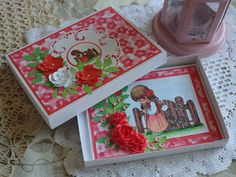 Kika's Designs : Birthday card for Girl