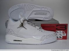 https://www.hijordan.com/air-jordan-retro-3-all-white-p-73.html Only$61.50 AIR #JORDAN #RETRO 3 ALL WHITE Free Shipping!