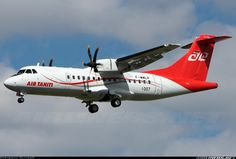 Air Tahiti F-WWLP ATR ATR-42-600 aircraft picture