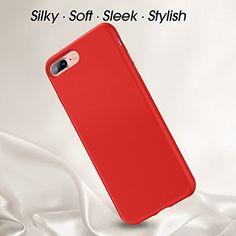 CoverTpu 3X Cover Xiaomi Mi A2 Lite Silicone Bumper per Xiaomi Mi A2 Lite Gel Copertura Cassa Rosa Rossa Verde Custodia per Xiaomi Mi A2 Lite Morbido Ultra Sottile