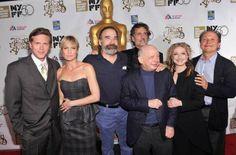 The Princess Bride! Cary Elwes (Westley), Robin Wright (Buttercup), Mandy Patinkin (Inigo), Chris Sarandon (Humperdink), Wally Shawn (Vizzini), Carol Kane (Valerie), and Billy Crystal (Miracle Max).