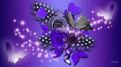 Purple Butterfly Wallpaper, Butterfly Background, Flower Wallpaper, Abstract Desktop Backgrounds, Free Desktop Wallpaper, Colorful Backgrounds, Wallpapers, Wallpaper Downloads, Mobile Wallpaper