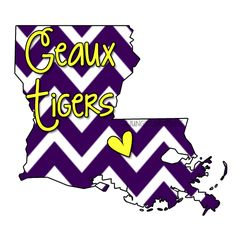 Ready for some LSU football!