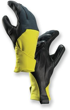 Arc'teryx technical gloves.