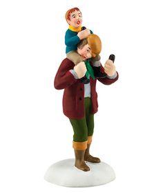 Look what I found on #zulily! Dickens Village Frost Fair Treat Figurine #zulilyfinds