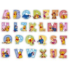 Ausmalbilder Alphabet Winnie The Pooh 1 Ajilbabcom Portal