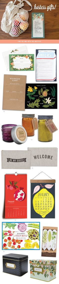our favorite Hostess Gifts at Urbanic