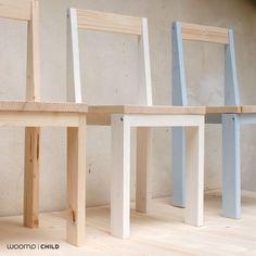 Resultado de imagem para cadeira de madeira minimalista
