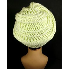 See the bonus pictures that never made it to the listings of the PRINCESS Crochet Turban hat