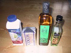 Miljötankar: Egen olivoljetvål