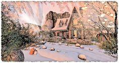 StoryBrooke Gardens Comic Styles, Gardens, Comics, Painting, Art, Painting Art, Garden, Comic Book, Paintings