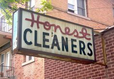 Honest Cleaners.