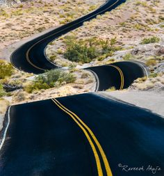 S, Nevada,  I've been on this road to Valley of Fire and it bumps and moves just like this.