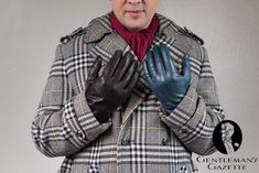 $30 vs. $300 Leather Gloves Men's Gloves, Dress Gloves, Leather Gloves, 30th, Gentleman, Pairs, Coat, Jackets, Shopping