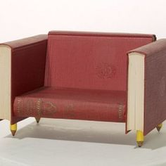 reading chair- aother bit of fun!