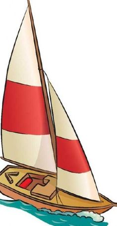 How To Draw A Sailboat In 6 Steps Photo Instructions
