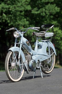 Mobylette AV 79- 1958 | Flickr - Photo Sharing!