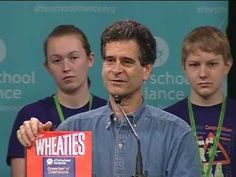 """011 National Afterschool Champion Dean Kamen: """"What inspires kids is what happens in their life outside of school."""""""