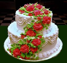 Yummy Cakes - This woman makes the most beautiful, creative cakes!