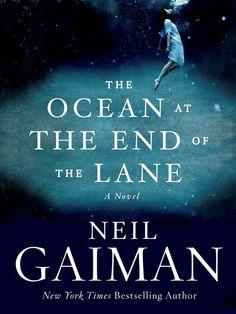 The ocean at the end of the lane par Neil Gaiman