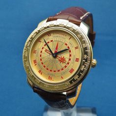 Rolex Yacht-Master Oyster Perpetual 18ct Yellow Gold Automatic Wriswatch