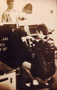 The Jam x Rock Band Photos, Rock Bands, The Style Council, Paul Weller, Teddy Boys, Skinhead, Him Band, Back In The Day, Rock And Roll
