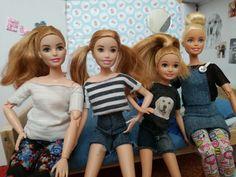 Barbie 2000, Barbie Dolls, Barbie Friends, Creative, Cute, Collection, Fashion, Being A Mom, Barbie Stuff