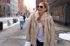 Faux Fur Love