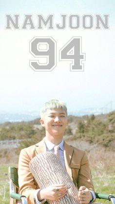 BTS / Namjoon / Lockscreen