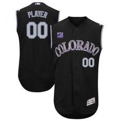 43b816e71 Mens Atlanta Braves Custom Name number Flex Base White Jersey