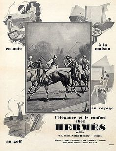 vintage hermes posters - Google Search