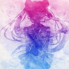 Sailor moon, this is beautiful!