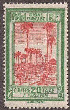 Big Blue 1840-1940: French Guiana