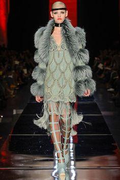 Jean Paul Gaultier Fashion Show & More Luxury Details