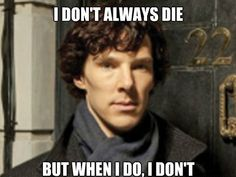 The Most Interesting Consulting Detective in the World
