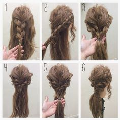 12 Amazing Updo Ideas for Women with Short Hair « Fast Hairstyles Check out these 12 amazing and gorgeous hair updo ideas for women with short hair. updo Ideas for short hair updo Ponytail Hairstyles Tutorial, Fast Hairstyles, Pretty Hairstyles, Braided Hairstyles, Wedding Hairstyles, Updo Hairstyle, Everyday Hairstyles, Hair Ponytail, Hair Arrange