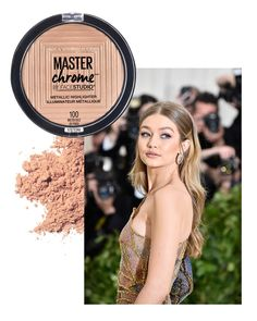 Gigi Hadid, and the drugstore makeup she uses.