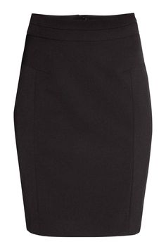 Pencil skirt - Black - Ladies | H&M GB