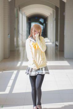 Raku (落落)  Hanamaru Kunikida  LoveLive! Sunshine!!