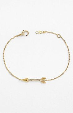 Love these delicate bracelets by Nadri.