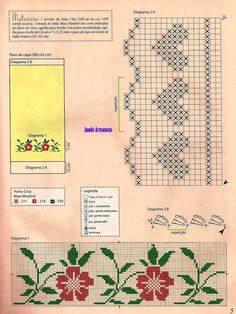 Thrilling Designing Your Own Cross Stitch Embroidery Patterns Ideas. Exhilarating Designing Your Own Cross Stitch Embroidery Patterns Ideas. Cross Stitch Borders, Cross Stitch Flowers, Cross Stitch Designs, Cross Stitch Patterns, Cross Stitch Embroidery, Embroidery Patterns, Hand Embroidery, Crochet Patterns, Filets