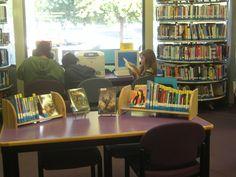 Rincon Library in Livermore, CA