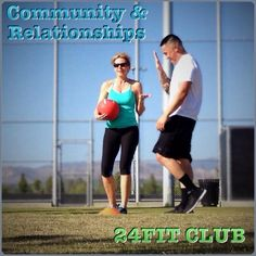 Getting the Community Healthy