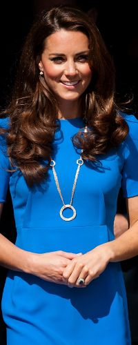 Cartier Trinity Necklace - Kate Middleton Necklaces. SHOP this necklace