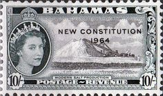 Bahamas 1964 New Constitution SG242 Fine Mint SG 242 Scott 199 Condition Fine MNH Only one post charge applied on multipule purchases Details N B