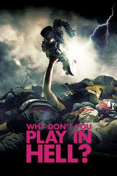 Why Don't You Play In Hell? - Sion Sono   Action &...: Why Don't You Play In Hell? - Sion Sono   Action & Adventure… #ActionampAdventure